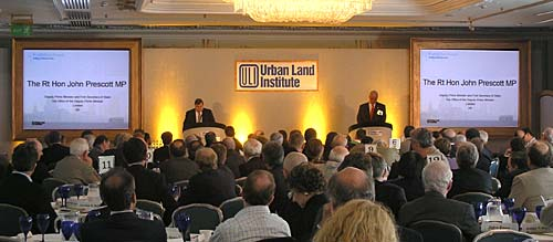 Conference for the Urban Land Institute of America, Park Lane, London - June 2005